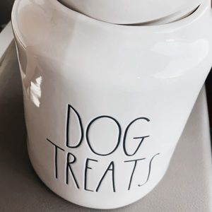 RAE DUNN TREAT CANISTER